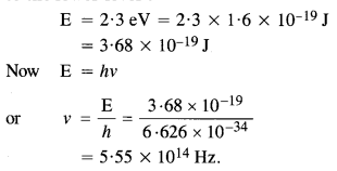 NCERT Solutions for Class 12 physics Chapter 12 Atoms.19