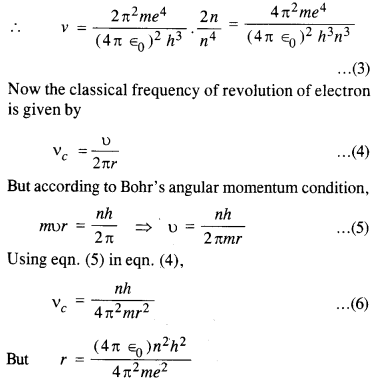 NCERT Solutions for Class 12 physics Chapter 12 Atoms.11