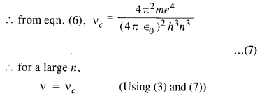 NCERT Solutions for Class 12 physics Chapter 12 Atoms.12
