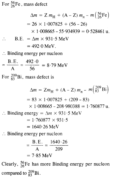 NCERT Solutions for Class 12 physics Chapter 13.3