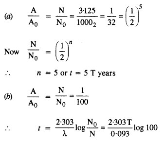 NCERT Solutions for Class 12 physics Chapter 13.7