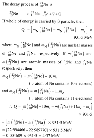 NCERT Solutions for Class 12 physics Chapter 13.20