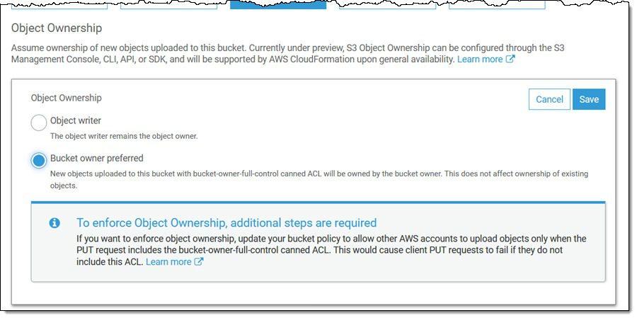 AWS S3 security - mytechmint