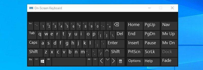 On-Screen Keyboard - my tech mint