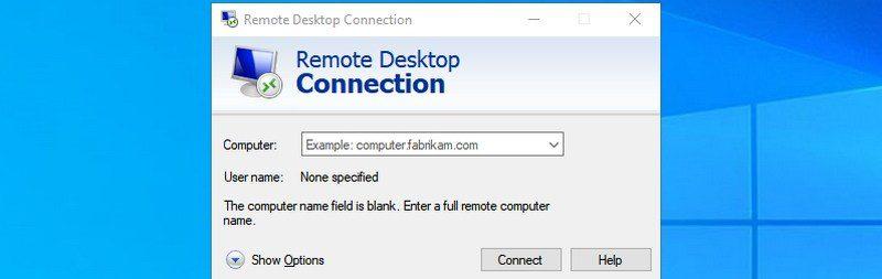 Remote Desktop Connection - mytechmint