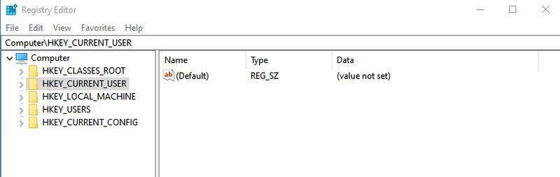 Registry Editor - my tech mint