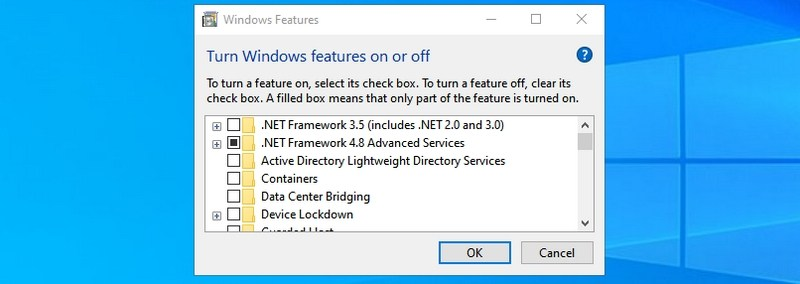 Windows Features - my tech mint